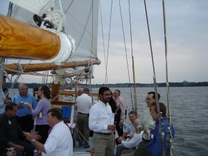How to Make Your Fall Corporate Event in Annapolis an Exciting Event on the Water