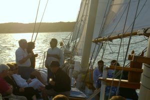 3 Stress-Relieving Benefits of a Day Sail Aboard The Liberté in 2019