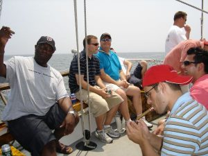 Learn about cigar party charters!