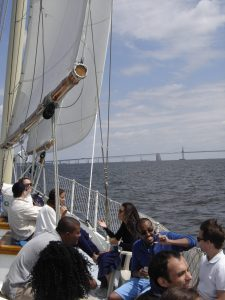 3 Reasons to Enjoy an Autumn Sail Around Annapolis this Month
