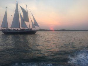 Enjoy an Open Boat Ride This Summer on The Liberté