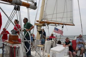 3 Benefits of Being on the Water that You Can Experience with The Liberté