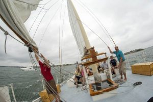 4 Reasons to Sail Aboard The Liberté with Your Family this Year