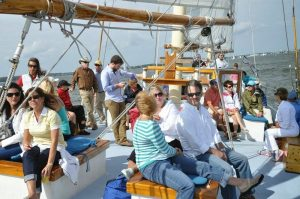 Celebrate Your Summer Birthday with a Sailing Party on the Liberte