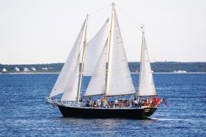 Spend a Beautiful Summer Day Aboard the Liberte!