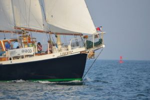 How to Spend a Perfect Day Aboard The Liberté this Summer