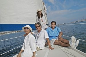 Why Your Next Family Reunion Should be a Sail Aboard The Liberté